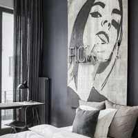 时尚卧室现代中式家具装修效果图