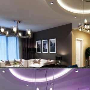 小美式客厅灯饰装修的特点以及怎样选择灯饰