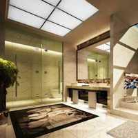 卫生间木纹地板砖装修效果图