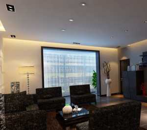 白炽灯装点客厅生活装修效果图