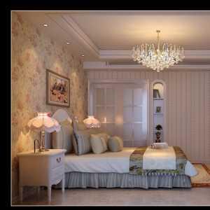 田园风格 清新时尚卧室
