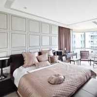 简约风格一居室简洁3万-5万客厅沙发效果图