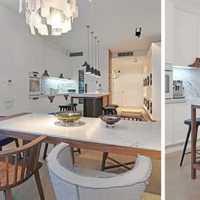 整洁厨房橱柜抽屉收纳装修效果图
