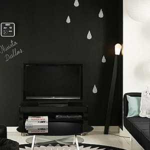 美式風格90平米溫馨88平美式復古客廳效果圖