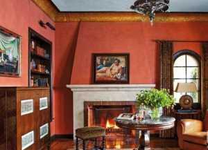 木质装修客厅