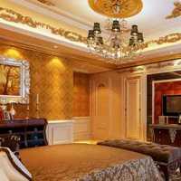 中式三居室富裕型纸装修效果图