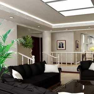 欧式风格客厅细节效果图