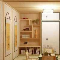 100平方两室两厅装修效果图