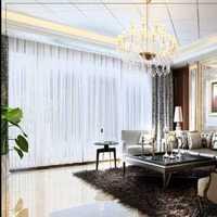 现代中式三室一厅餐台装修效果图