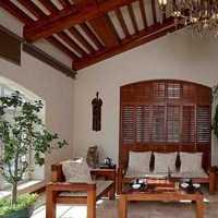 平层住宅中式装修