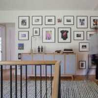 151-200平米五居室中式混搭风红色玄关效果图