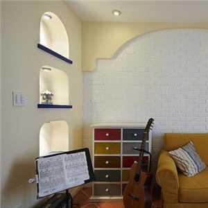家裝客廳臺燈裝飾效果效果圖