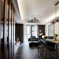 客厅隔断装修效果图交换空间客厅装修中式客厅装修效果图