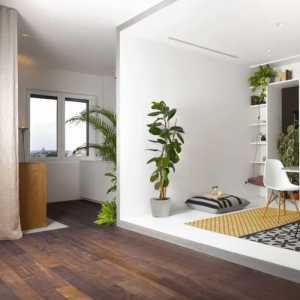 两室一厅厅卧室装修