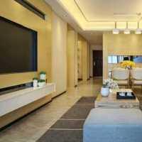 小房間客廳裝修樣板房