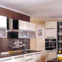 北欧怀旧厨房装修效果图