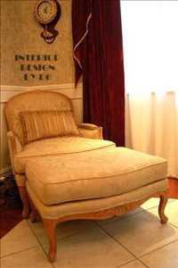客厅装饰梯子