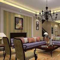 现代别墅球形吊灯家庭装修效果图