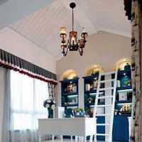 壁燈一格臥室效果圖