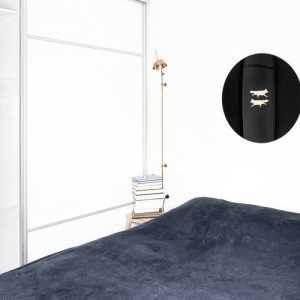 黑壁纸客厅