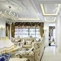 北京簡歐風格裝修臥室背景墻床頭柜