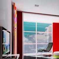 現代簡歐三居室餐廳壁紙效果圖