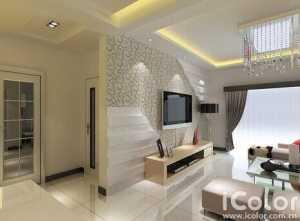 日本风格简装客厅