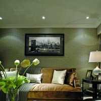 沙发两边墙装饰