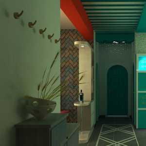 其它三居室客廳組合柜效果圖