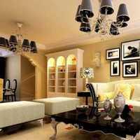 中式客厅实木电视柜沙发装修效果图