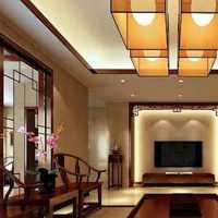中式客厅书架装修效果图
