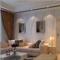 90平2居室装修效果图