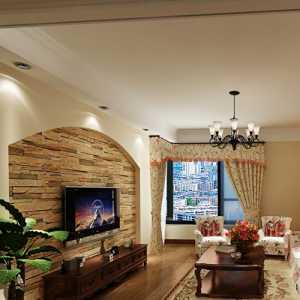 室内客厅装修吊顶图片大全
