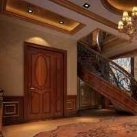 现代别墅简约过道家庭装修效果图