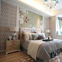 卧室二居小户型中式装修效果图