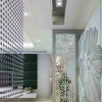 现代质朴居家式别墅起居室装修效果图