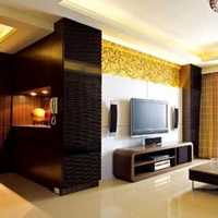 小客厅组合电视柜装修效果图