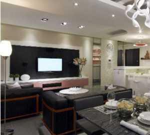 北京歐式裝修兩室兩廳