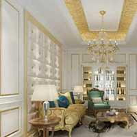 灯具餐桌三居室欧式装修效果图