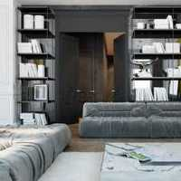 中式客厅液晶电视机背景墙装修效果图