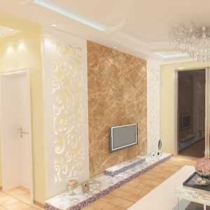 83平米新房装饰样板间