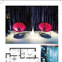 深圳68平方米二房一厅装修效果图大全2021图片