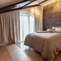 豪华欧式卧室装修效果图