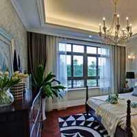 上海客厅样板房装修效果图