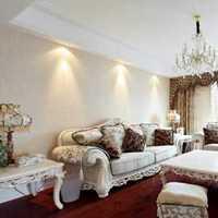 客厅家具现代简约搁板三居装修效果图