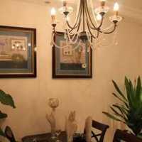 餐桌餐厅豪华型装修效果图