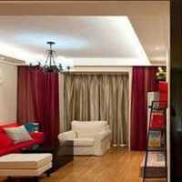 電視背景墻吊燈沙發70㎡歐式客廳效果圖