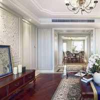 中式家具客厅电视柜茶几装修效果图