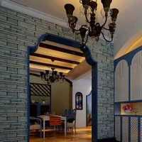 美式风格复式140平米以上客厅沙发效果图