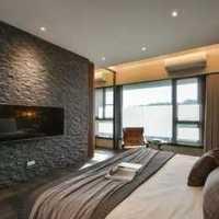 美式卧室实木家具别墅装修效果图